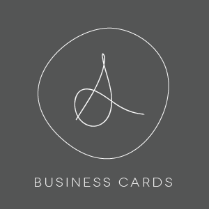 SIMPLE SALLY business cards