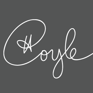 personalized logo, hand drawn by SIMPLE SALLY