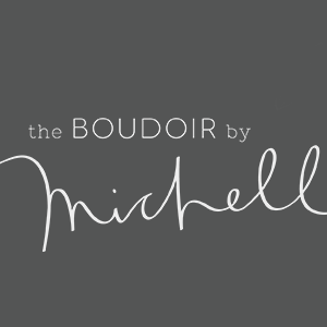 the BOUDOIR by Michelle | logo by SIMPLE SALLY | www.simplesallydesigns.com #forphotographers #simplesally #logo