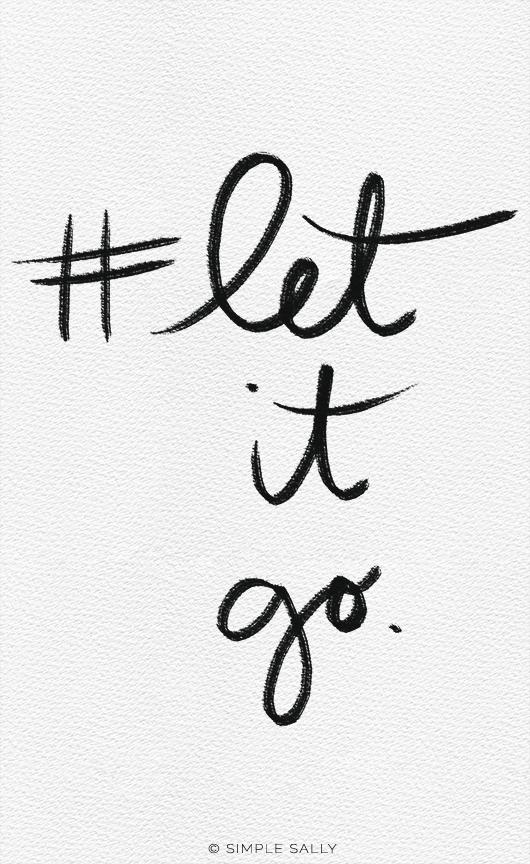 #letitgo | Simple Sally doodles