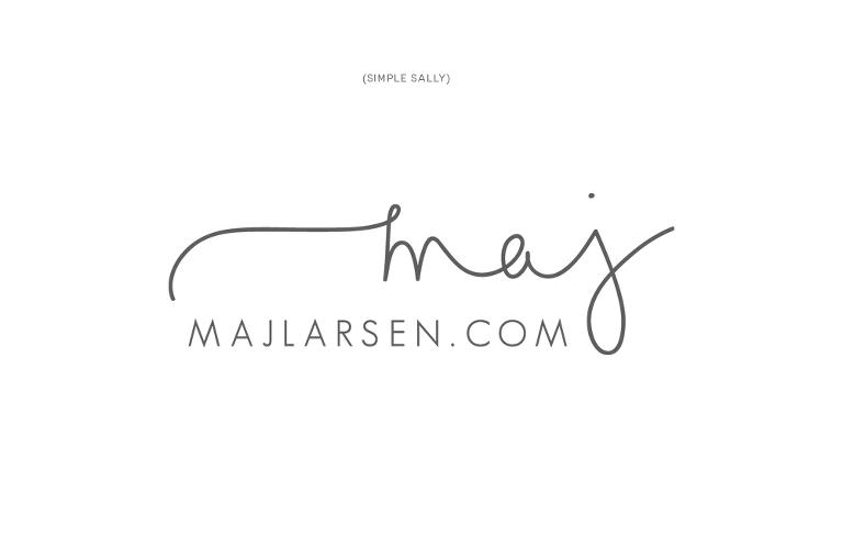 Maj Logo By Simple Sally