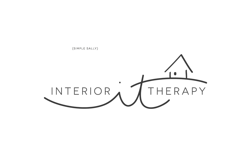graphic design for small businesses interior therapy simple sally