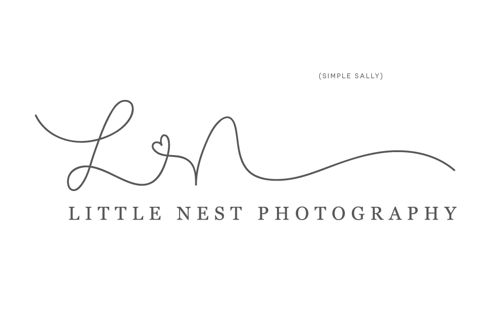 photographer logo design by SIMPLE SALLY DESIGNS