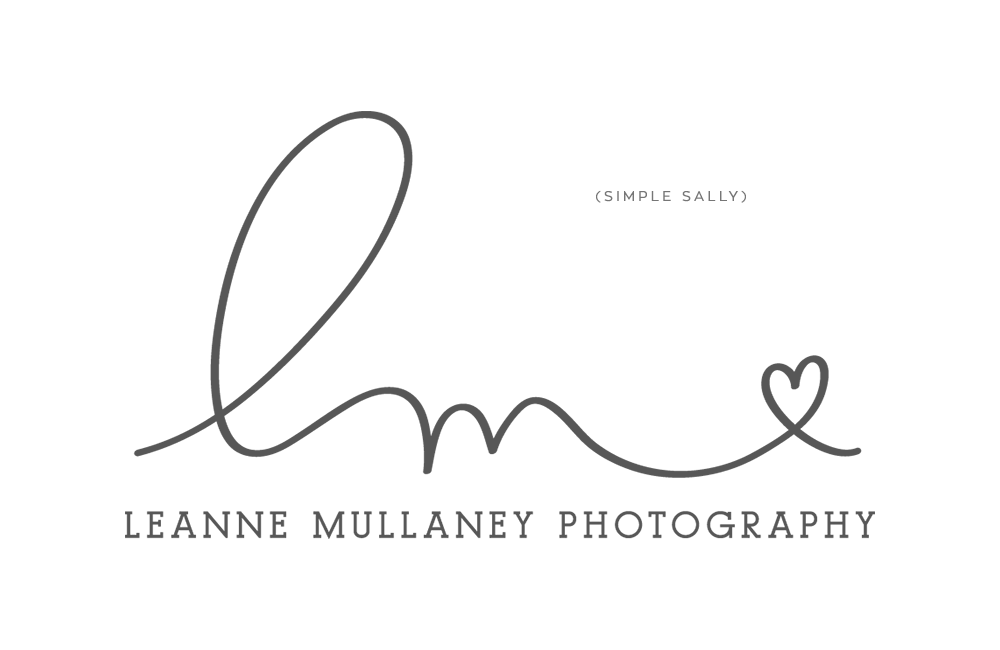 Simple Logo Designs Photography Simple Initials Logo Design by