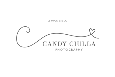 Handwritten Initials Logo by Simple Sally