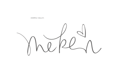 Meken Logo by SIMPLE SALLY