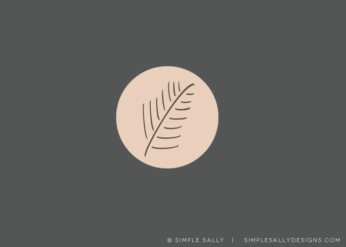 Simple logo designs   SIMPLE SALLY   for Jamie Rubeis