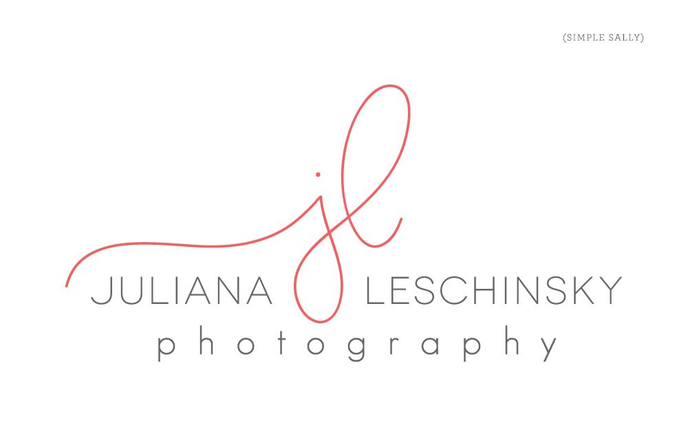 JL initials #handwritten by Simple Sally Designs